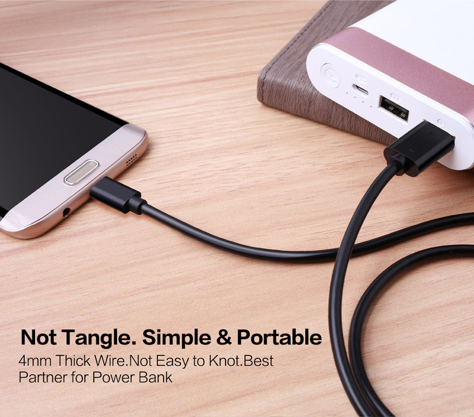 Micro USB  Cable 5V 2A Fast Charger Set