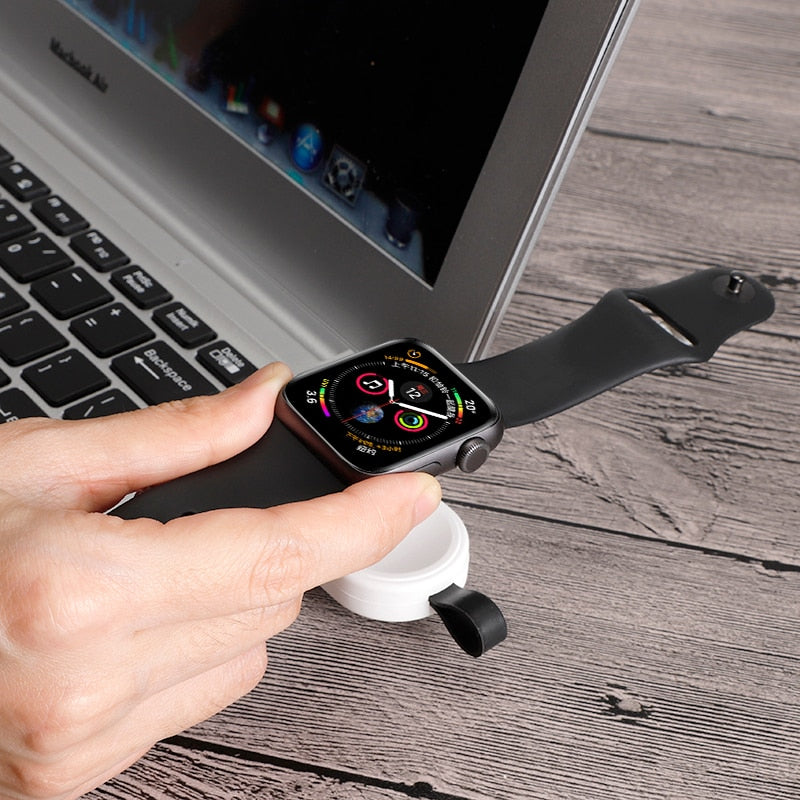 iWatch Charger Portable & Fast Wireless Compact USB Charging