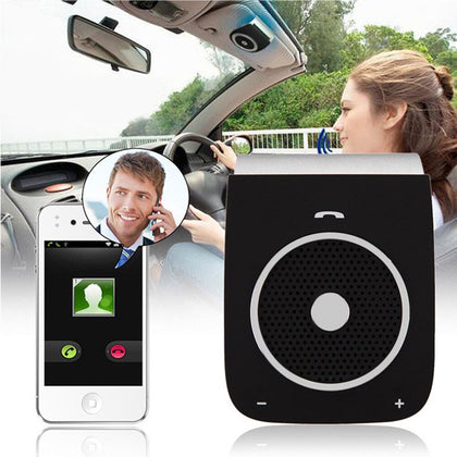 Car Kit Speakerphone For Mobile Bluetooth 4.0 Wireless Speaker