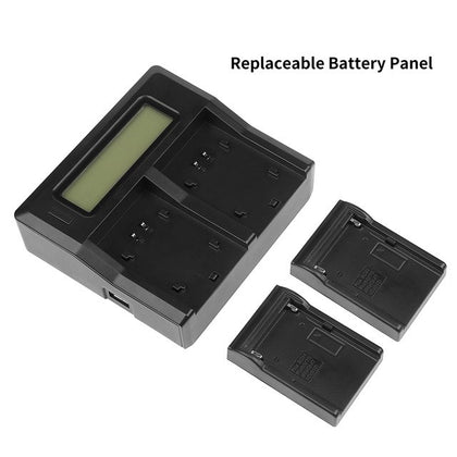 Double Channel Battery Charger for Sony
