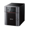 Buffalo TeraStation 6400DN 8TB (2 x 4TB) Desktop NAS Hard Drives Included + Snapshot