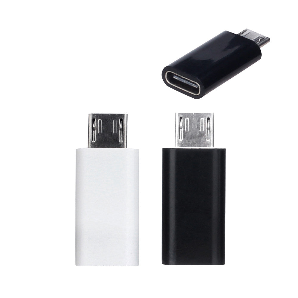 Female to Micro USB Male Adapter