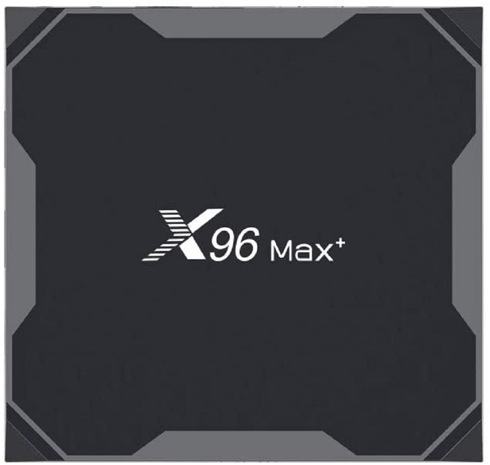 Newtech X96 Max+ 4GB + 32GB Android 9.0 TV Box Dual Wifi Quad Core 64-Bits