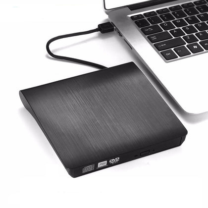 External DVD Drive CD/DVD-RW Drive Writer