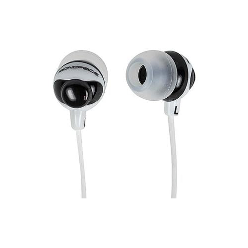 Monoprice, Inc. Button Design Noise Isolating Earphones