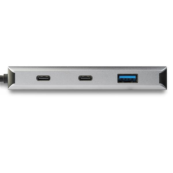 4 -Port USB-C Hub 10 Gbps with 9.8