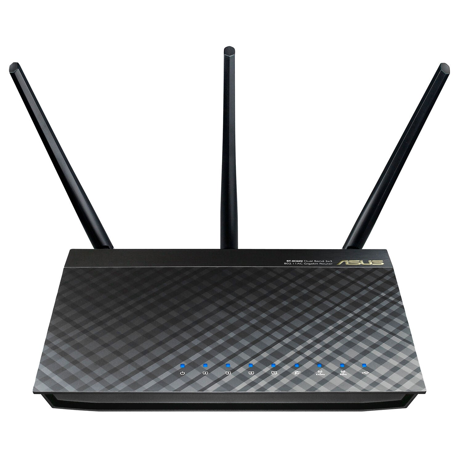 Asus RT-AC66U B1 IEEE 802.11ac Ethernet Wireless Router