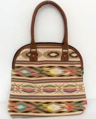 Ikat Everyday Tote Handbag