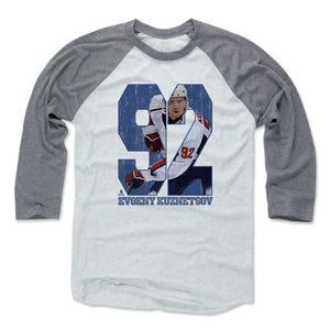 Evgeny Kuznetsov Men's Baseball T-Shirt | 500 LEVEL