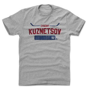 Evgeny Kuznetsov Men's Cotton T-Shirt | 500 LEVEL