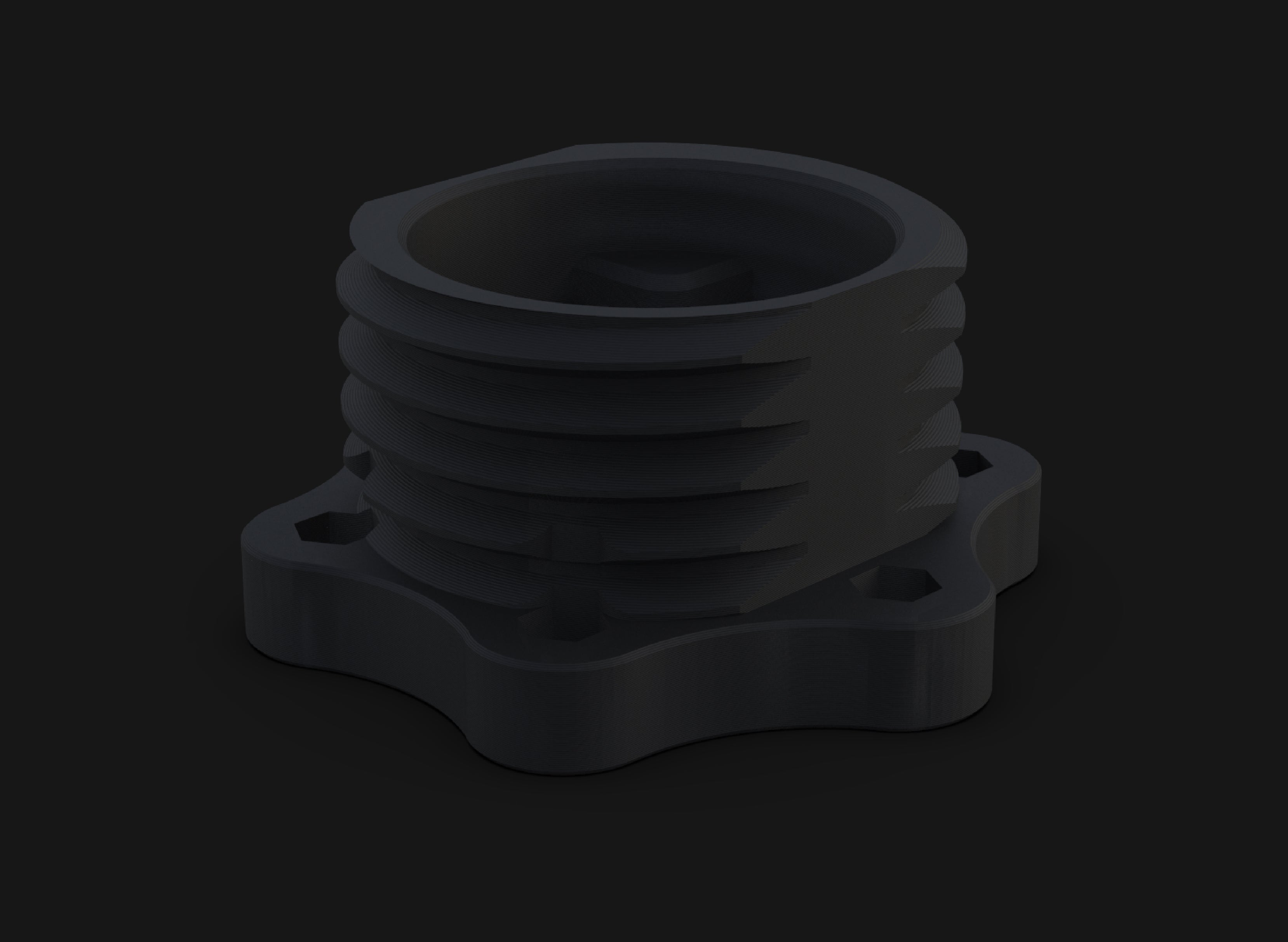 Adapter for Original Thrustmaster Rims