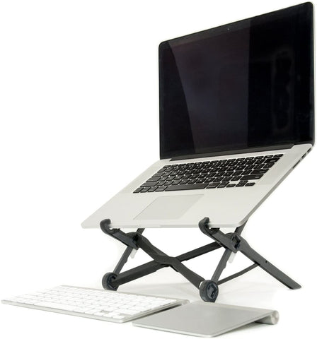 Roost Adjustable Laptop Stand - slim and light