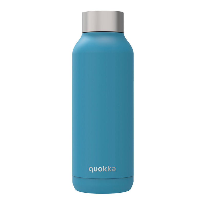Quokka Stainless Steel Bottle SOLID – 20+ Gorgeous Designs in turquoise