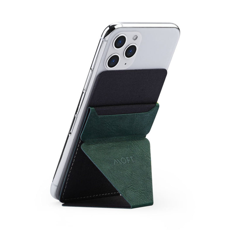 MOFT X Phone Stand - Foldable, Ultra-Slim & Lightweight in grey