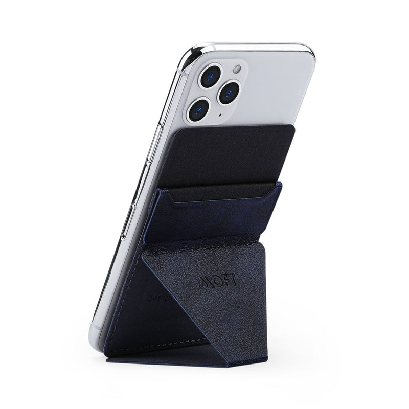 MOFT X Phone Stand - Foldable, Ultra-Slim & Lightweight in black