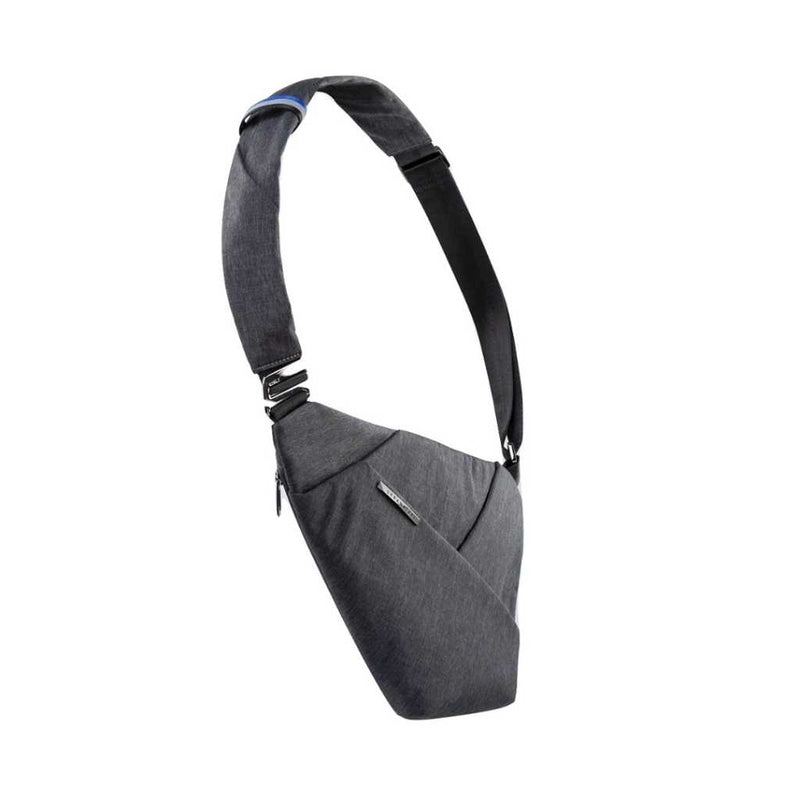NIID x URBANATURE D1 Chest Bag - Spacious Design front view