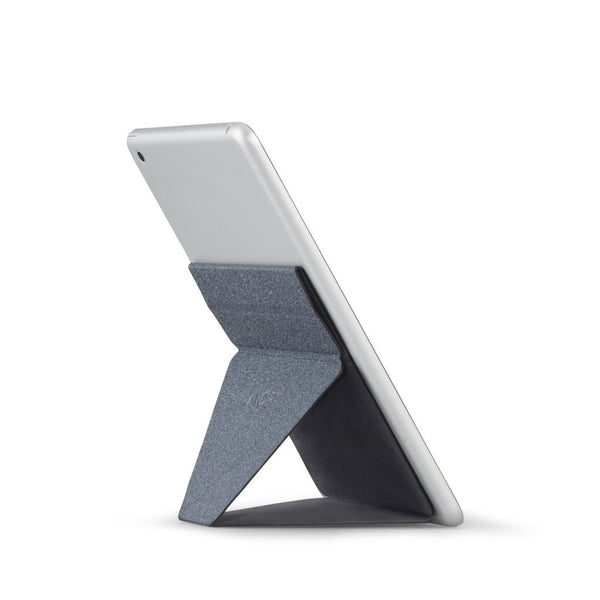 MOFT X Tablet Stand (Grey) - Perfect Viewing Experience adjustable angles