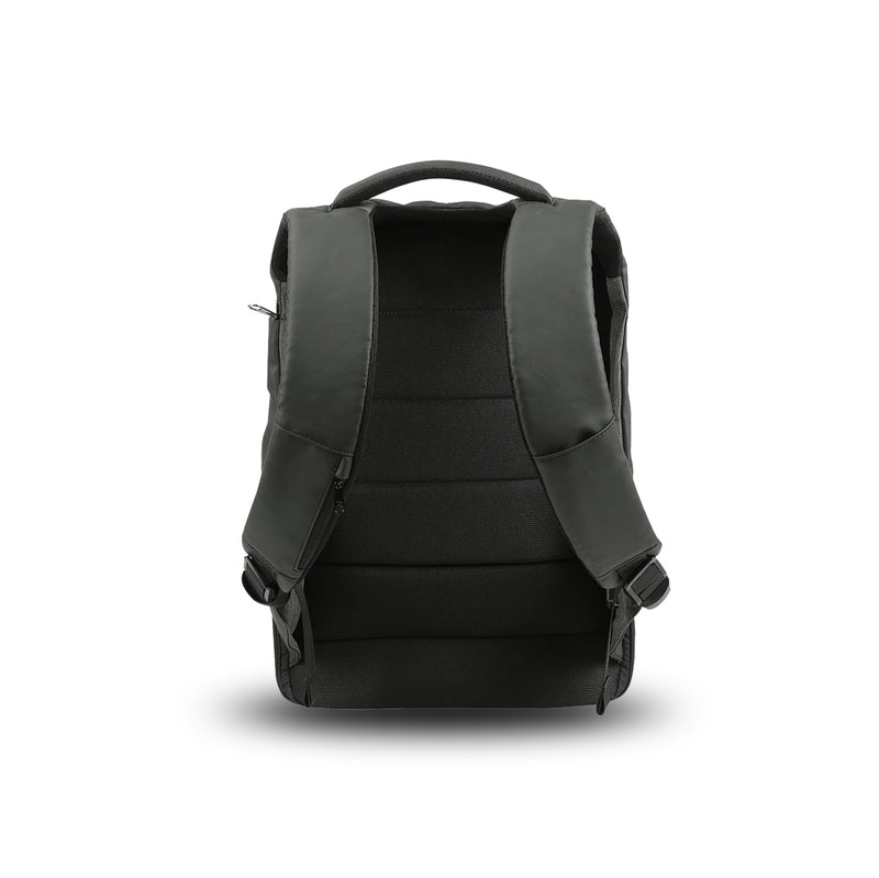 ClickPack Basic by Korin – Secure, Multi-functional Backpack back straps view