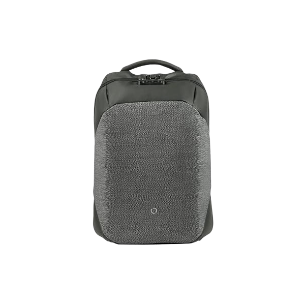 ClickPack Pro by Korin - Slash Proof, Anti-Theft Backpack front view