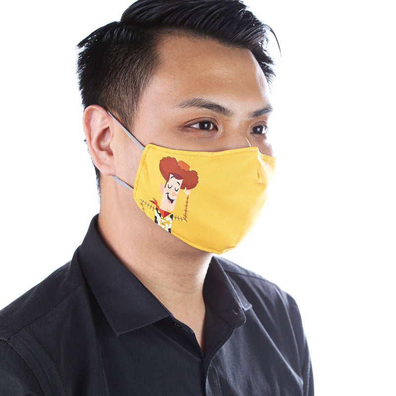 Disney Design 3-PLY Face Mask (Mickey, Minnie, Toy Story & Woody)