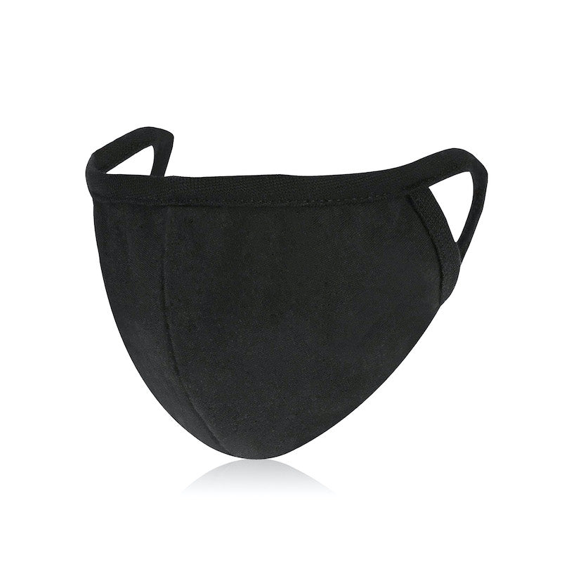 EASE™ Antimicrobial Mask for adults in black