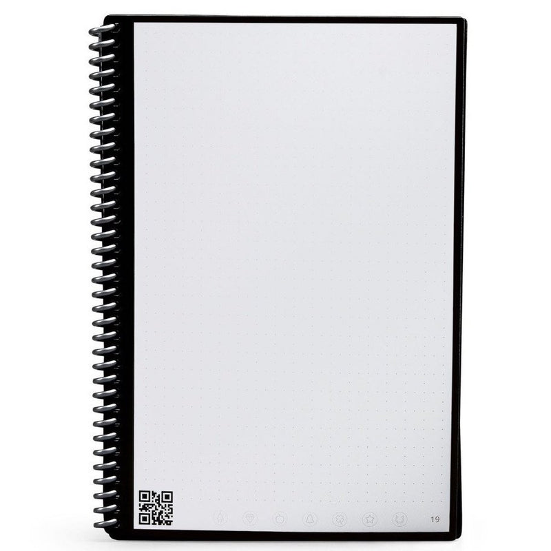 RocketBook Everlast/Mini - Reusable, Cloud-Connected Notebook blank pages for use