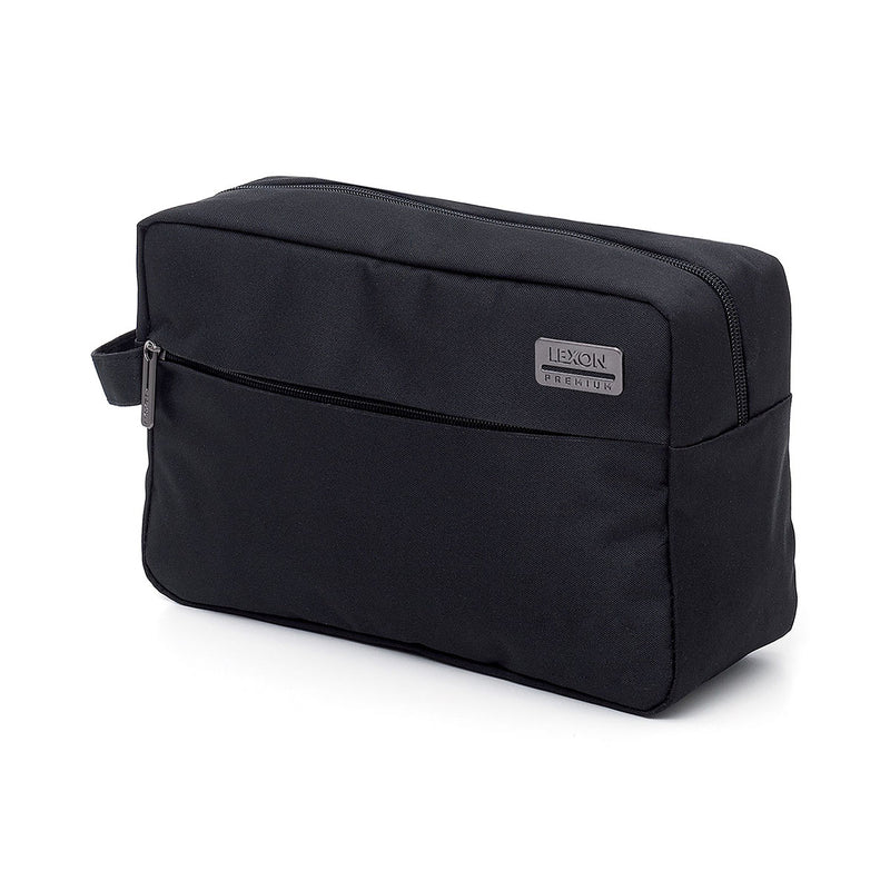 Lexon Toiletry Bag (Airline/Premium) – Multi-Pocketed back view