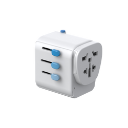Zendure Passport Pro Travel Adapter – Works in 200 countries