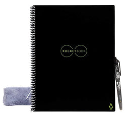 RocketBook Everlast/Mini - Reusable, Cloud-Connected Notebook front view