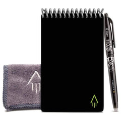 RocketBook Everlast/Mini - Reusable, Cloud-Connected Notebook mini in black