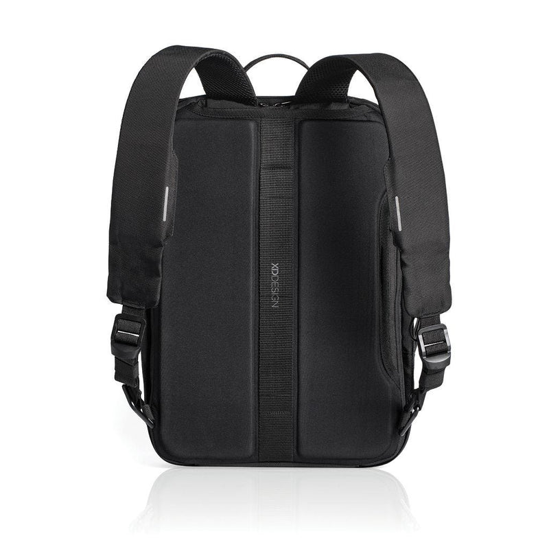 Bobby Bizz Anti-Theft Backpack & Briefcase (Black)