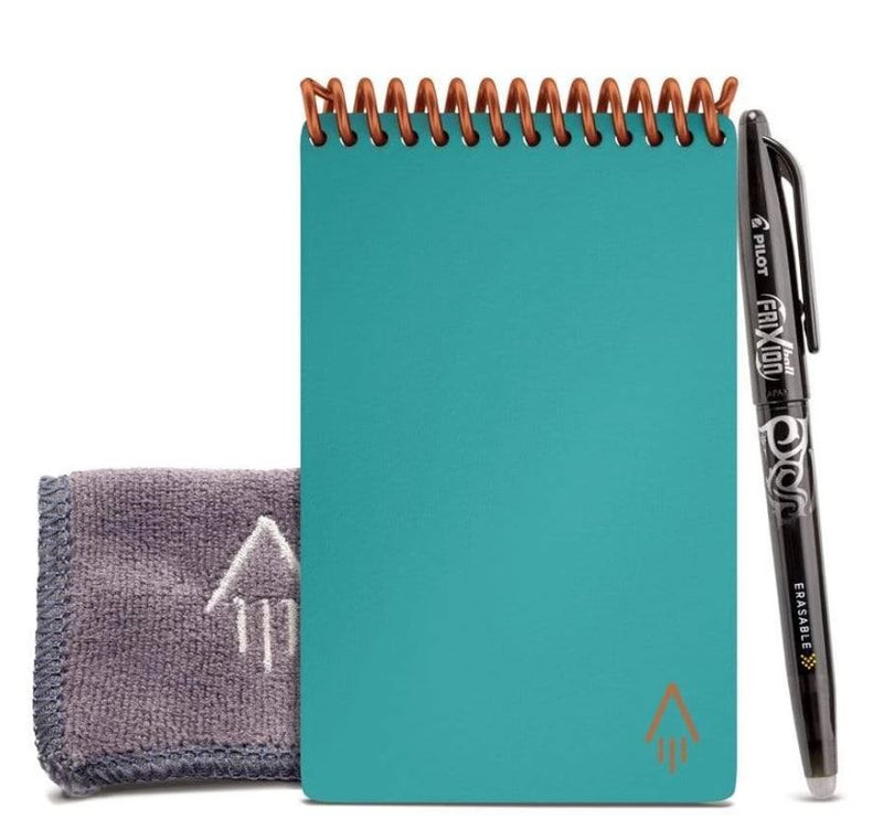 RocketBook Everlast/Mini - Reusable, Cloud-Connected Notebook mini in turquoise