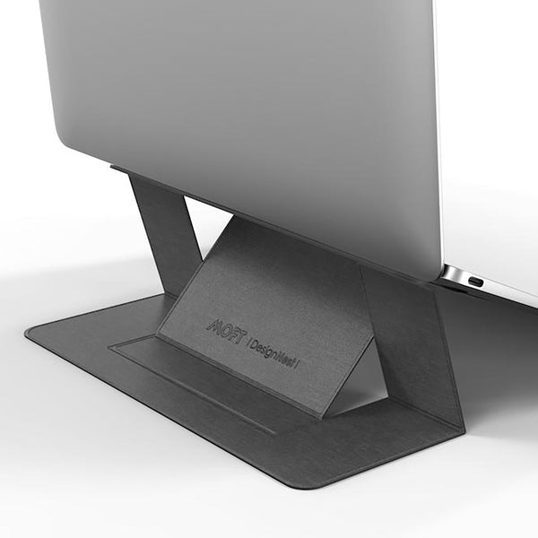 MOFT Laptop Stand – Invisible, Lightweight & Adjustable front view