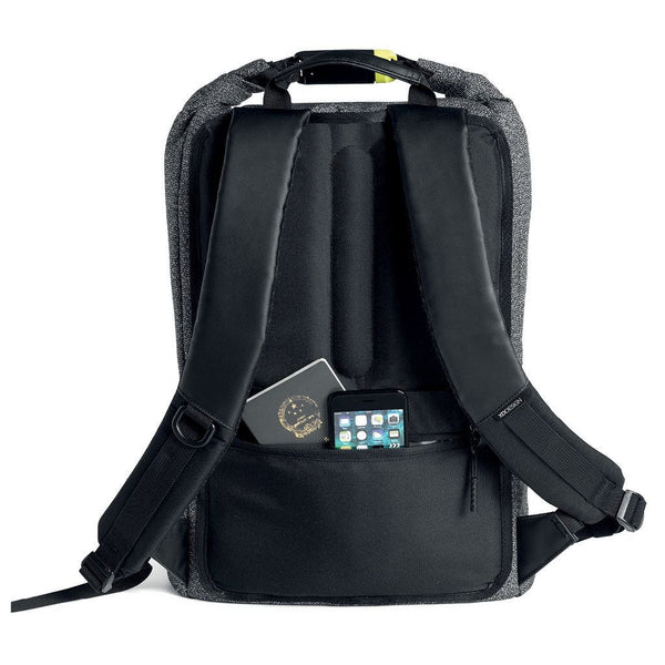 Bobby Urban Cut Proof Anti-Theft Backpack (Grey)