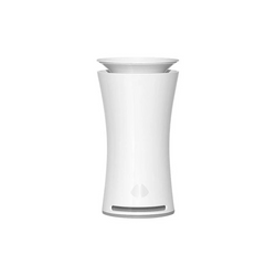 uHoo Indoor Air Sensor – Tracks Nine Air Quality Factors - in white colour