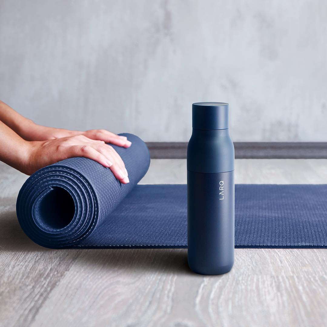 LARQ BOTTLE PUREVIS™ great for workouts