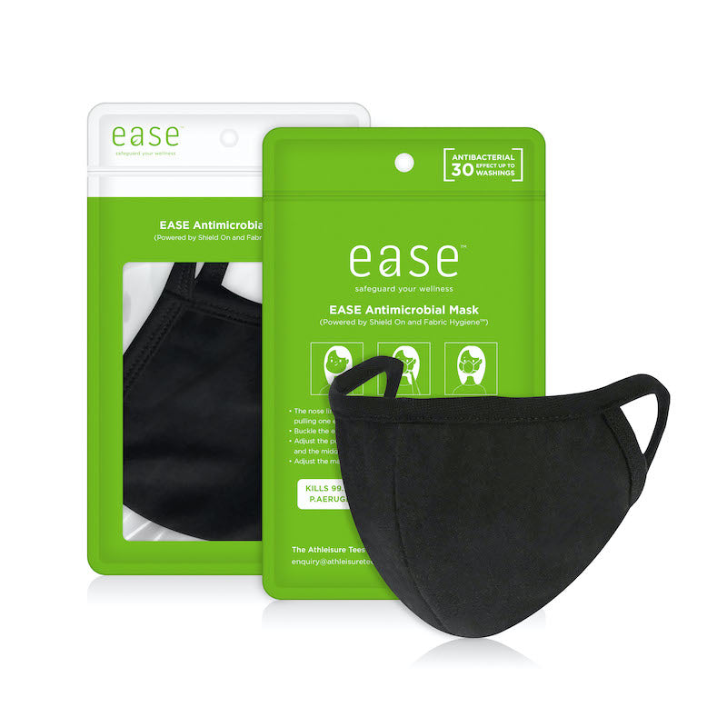 EASE™ Antimicrobial Care Pack (Mask + Spray)