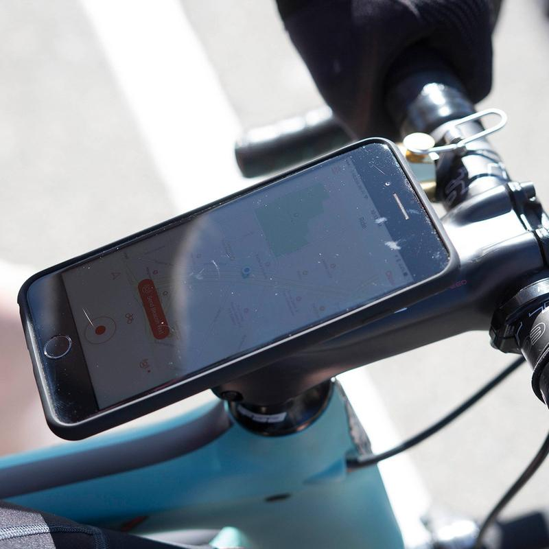 SP CONNECT BIKE MOUNTS easily view your smartphone while cycling