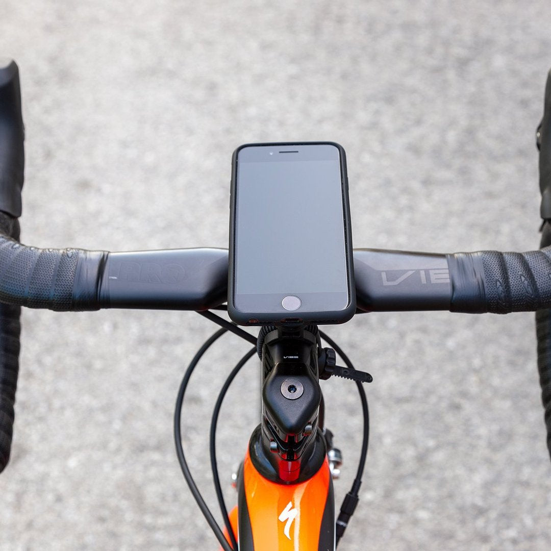 SP CONNECT BIKE MOUNTS top view
