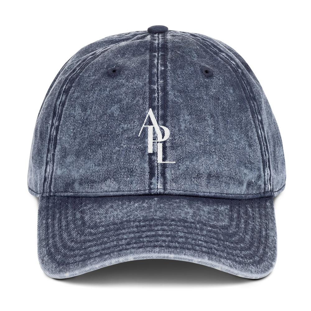 A Philosophy of Life - Vintage Cotton Cap - A Philosophy of Life Canvas, Co.