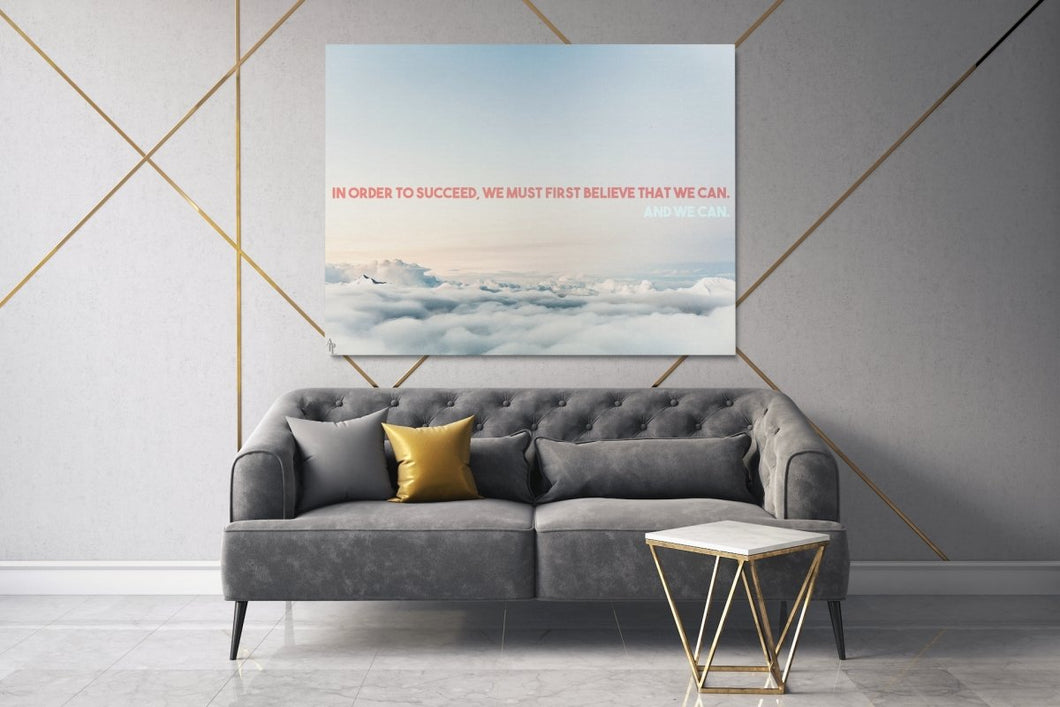 Believe - A Philosophy of Life Canvas, Co.
