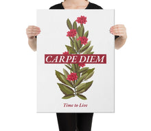 Load image into Gallery viewer, CARPE DIEM - A Philosophy of Life Canvas, Co.