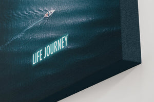 Create Your Own Life Journey - A Philosophy of Life Canvas, Co.