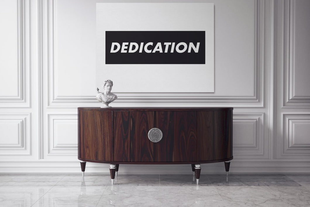 DEDICATION - A Philosophy of Life Canvas, Co.