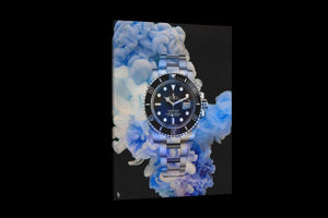Dreaming Submariner - A Philosophy of Life Canvas, Co.