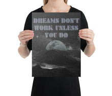 Load image into Gallery viewer, DREAMS - A Philosophy of Life Canvas, Co.