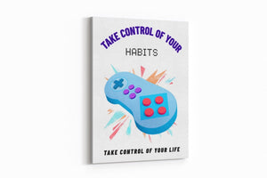 Take Control - A Philosophy of Life Canvas, Co.