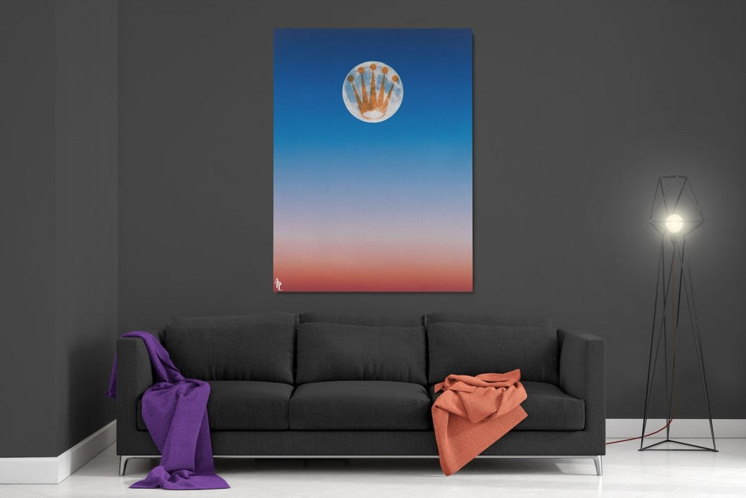 True Moon - A Philosophy of Life Canvas, Co.