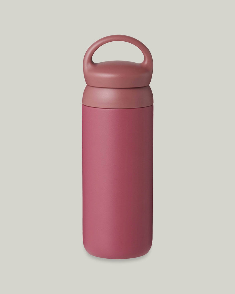 Kinto. Day off Tumbler 500ml Rosa. Botella 500 ml. Botella sostenible.