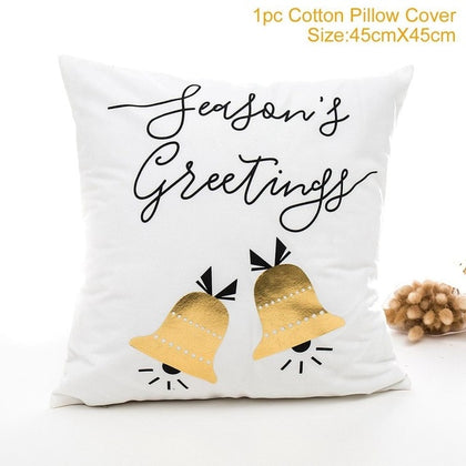 Christmas Cover Cushion Decor